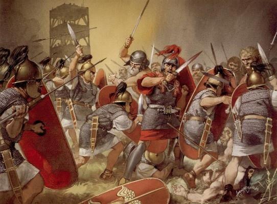 Guerres antiques guerre gaules bride img